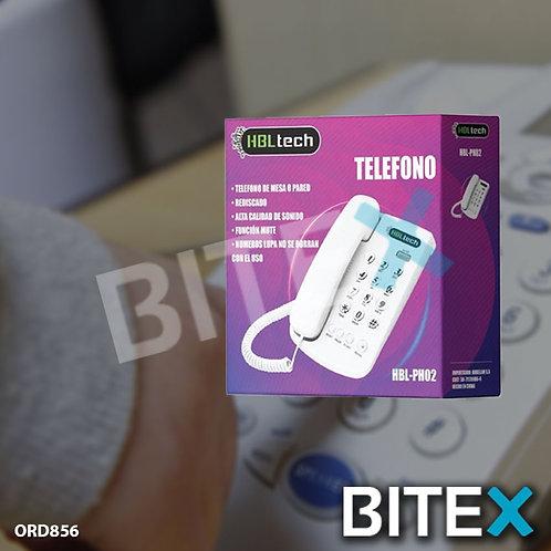 TELEFONO DE LINEA HBL TECH PH02