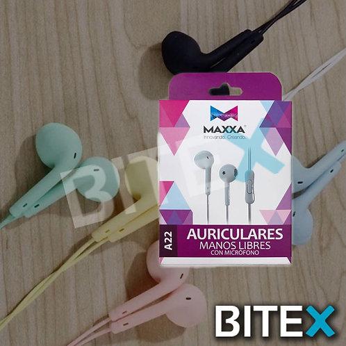 Auricular MAXXA A22