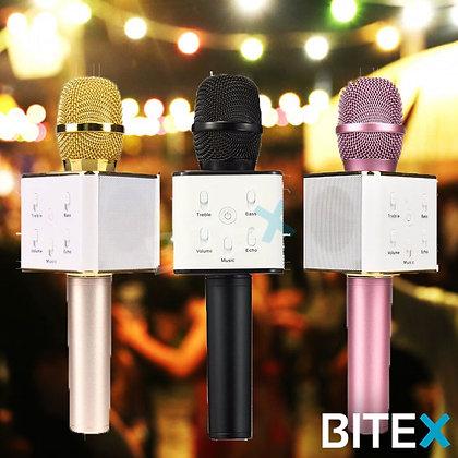 Microfono Karaoke + Parlante 2 en 1
