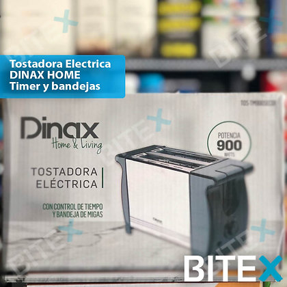 Tostadora elétrica Dinax Home