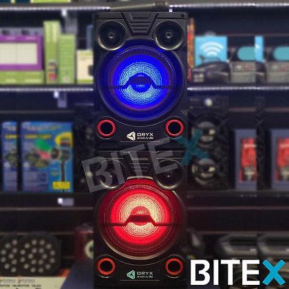 "Kit 2 Parlantes ORYX 8"""