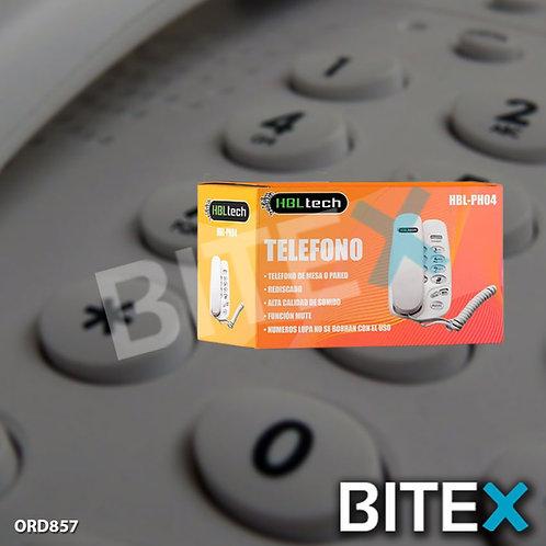 TELEFONO DE LINEA HBL TECH PH04