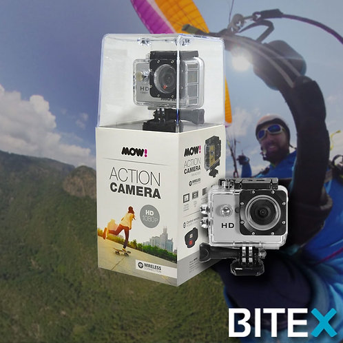 ACTION CAMERA MOW 1080 FULL HD