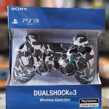 Joystick PS3 Camuflado