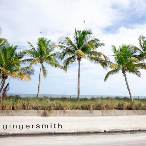 palm keys (triptych 2/3), Key West, 2019