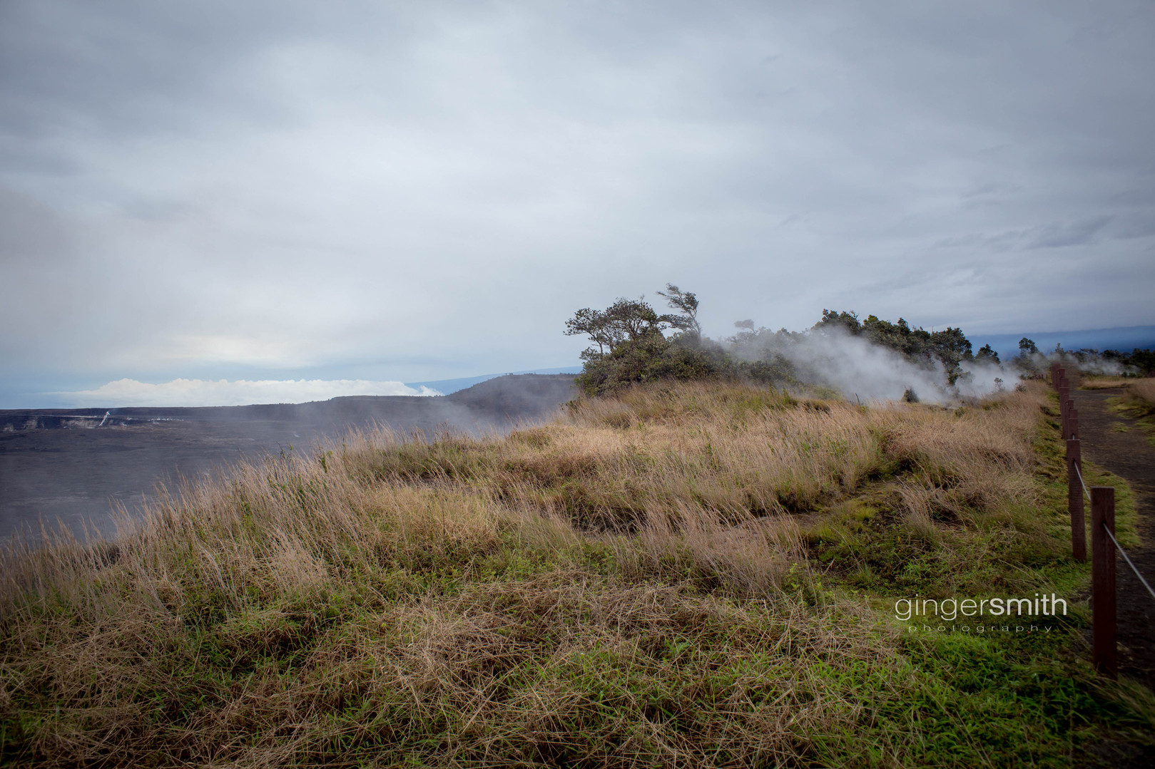 steam | kilauea caldera