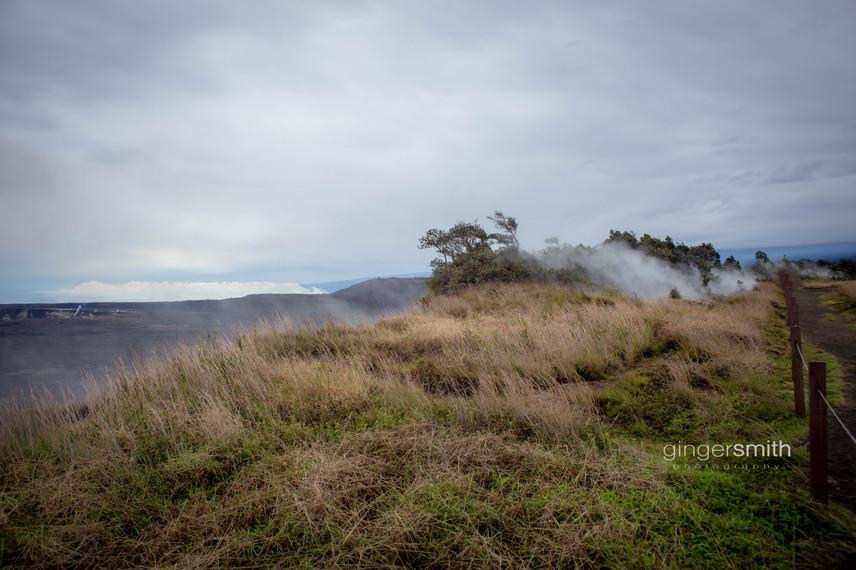 steam | kilauea caldera