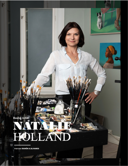 Natalie Holland - The Guide Artits