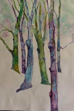 Forest Fantasy-76x 56 cms