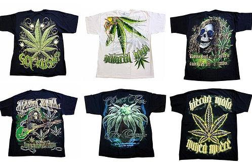 120 MJ Super Print T-Shirts