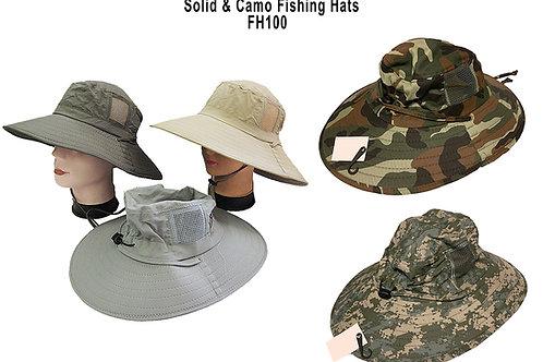96 Fishing Hats