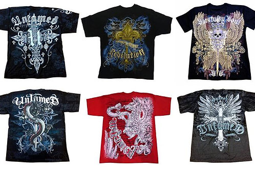 120 Untamed Super Print T-Shirts