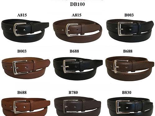 144 Men's Dress Belts
