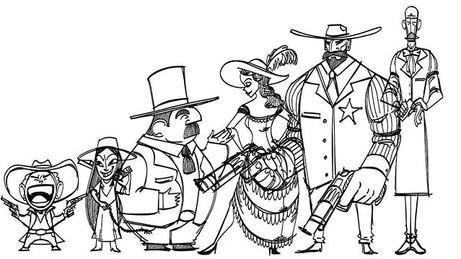 Wild West Lineup