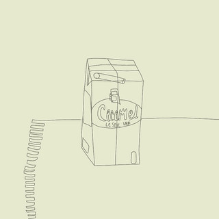 Cecemel, digitale tekening