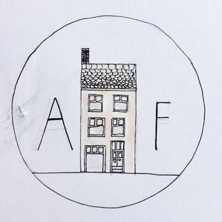 Atelier Fred, pen tekening