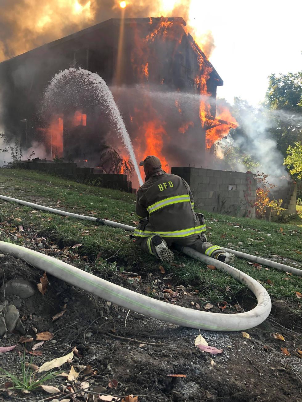 Firefighter Spaulding
