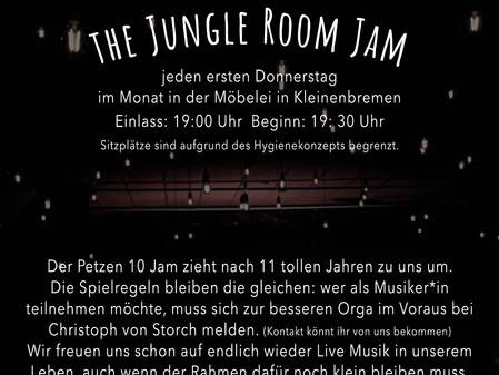 the Jungle Room Jam