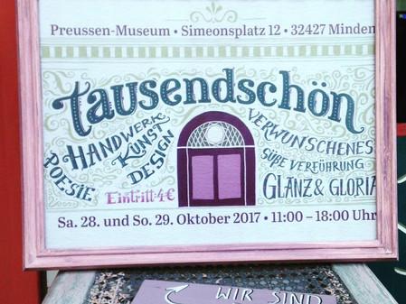 Tausendschön im Preussen-Museum