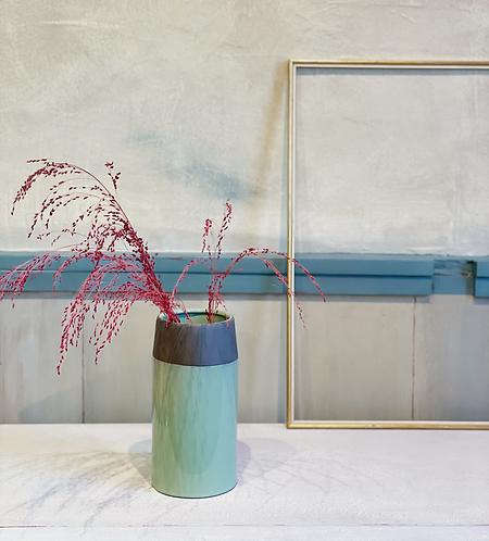 Vase Grünling