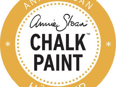 Annie Sloan Chalk Paint jetzt bei uns!