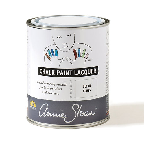 Chalk Paint Lacquer Clear Gloss
