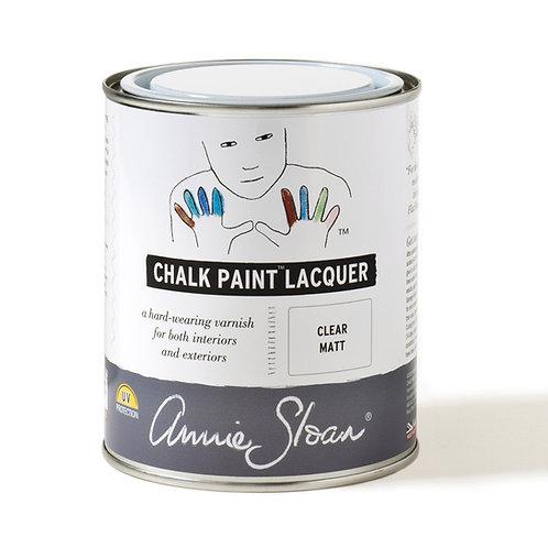 Chalk Paint Lacquer Clear Matt
