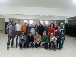 Guahara Biodanza Agadir 2014