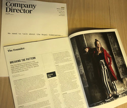 Mel in AICD Magazine