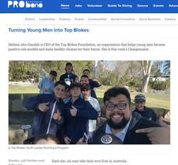 ProBono Australia
