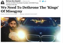 Huffington Post Melissa Abu-Gazaleh Article