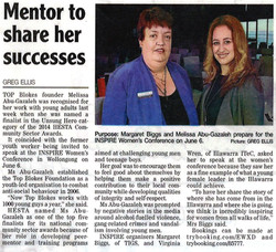 Mentor to Share Her Successes.jpg