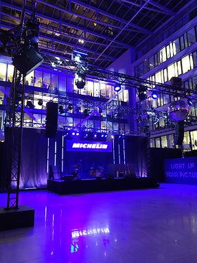 MINT Live Solutions - Party Gala Bühne.j