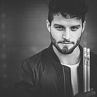 Frederic Michel, Drummer, Schlagzeuger, Mannheim, Tonstudio