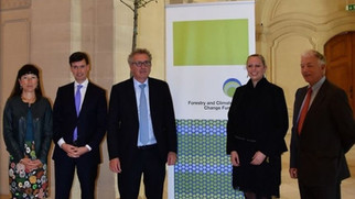 Luxembourg launches forestry and climate change fund