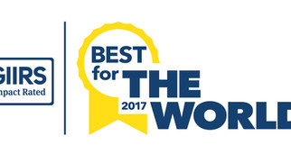 AlphaMundi SocialAlpha-Bastion Honored as a Best for the World Fund