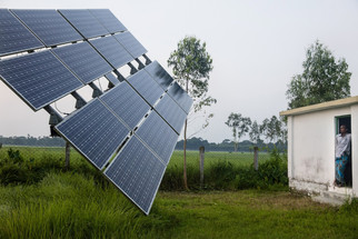 Financing energy access as an opportunity.