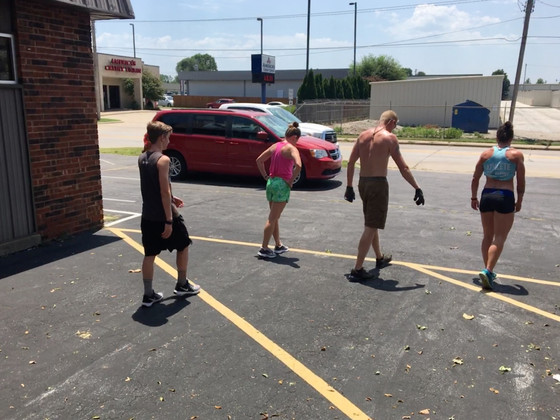 Wod for 7.28.2018