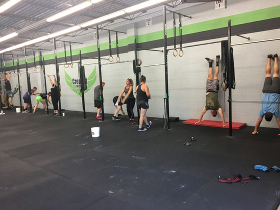 Wod for 9.1.2018 Reminder: Labor Day Noon Wod only