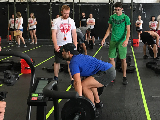 Wod for 2.8.2018