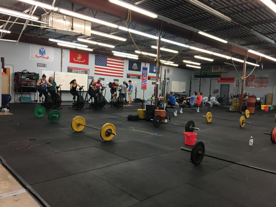 Wod for 2.23.2018