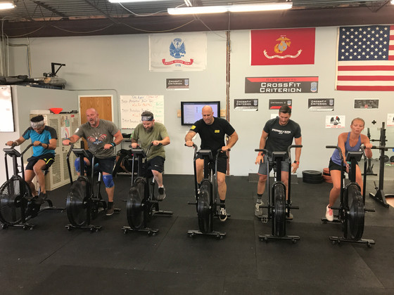 Wod for 7.25.2018