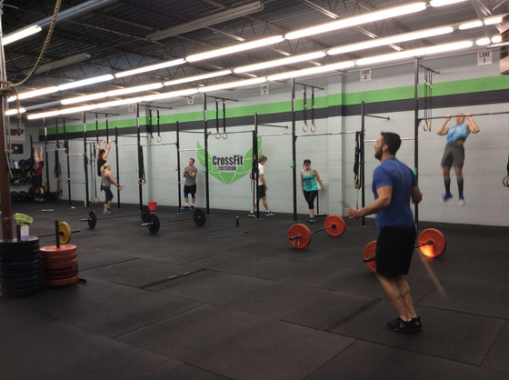 Wod for 2.17.2018