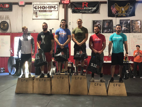 Wod for 10.22.2018