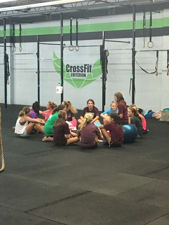 Wod for 8.22.2018