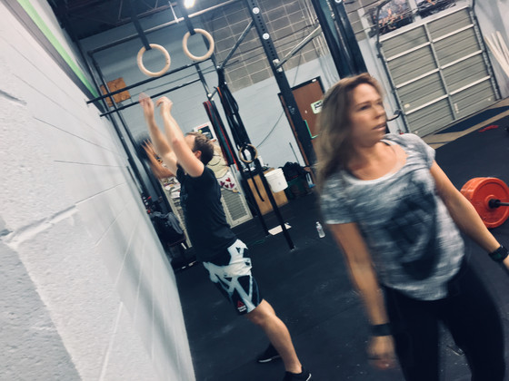 Wod for 10.29.2018