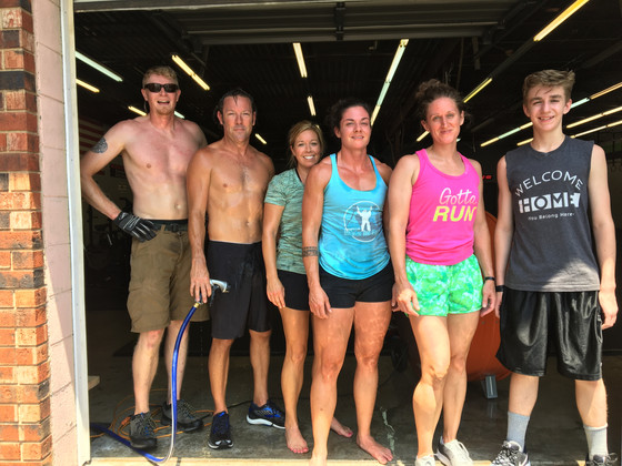 Wod for July 21,2018