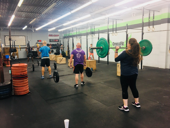 Wod for 9.26.2018