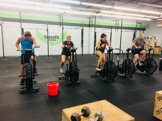Wod for 9.22.2018