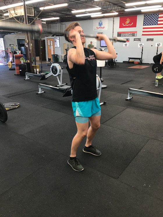 Wod for 6.28.2018